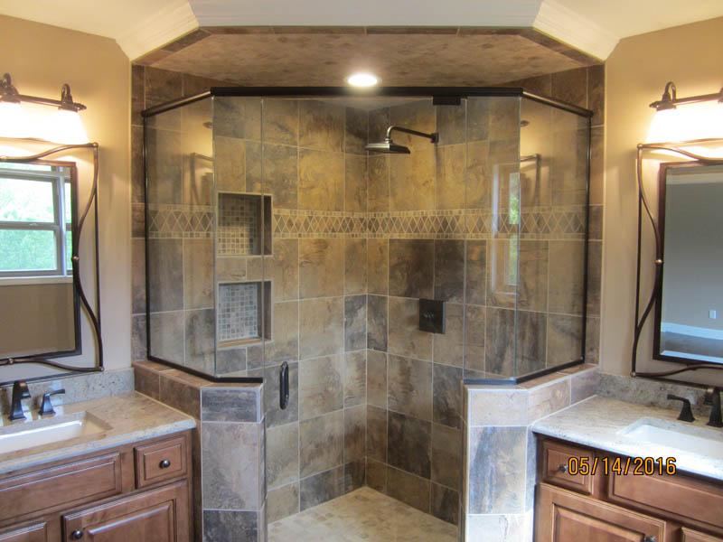 John Bathroom Remodeling Start To Finish - Bathroom remodeling belleville il